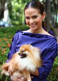 Ann Alicia as Pavina