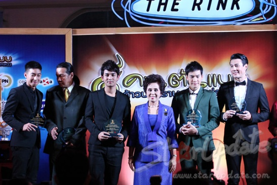 Awardees...