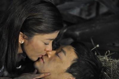last kiss...