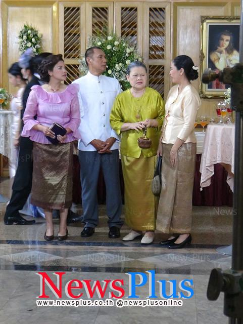 Ang's family