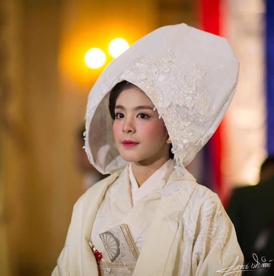 Angsumalin, the bride