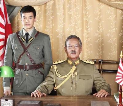 Kobori & his uncle, General Tomoguyi