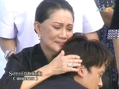 Tonnam and his grandmother
