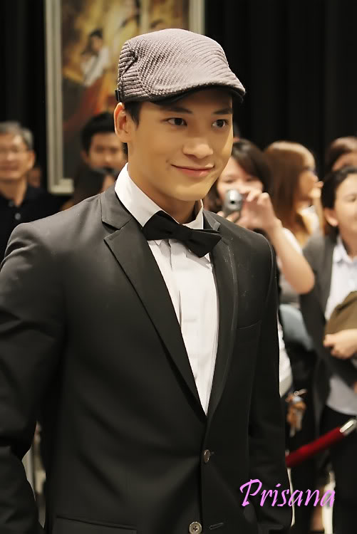 pict:  Hong Nuea Mang Korn, the Musical Gala Night CR. as shown on the photo