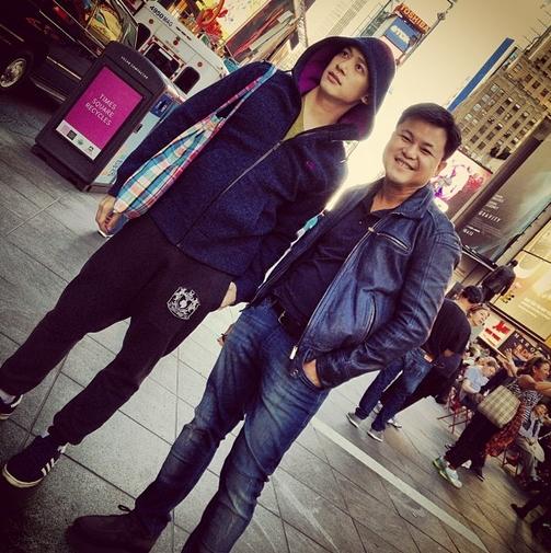 """""""khun Boy...""""found Thai student in NY"""""""