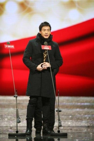 @the 2011 Anhui TV Drama Awards