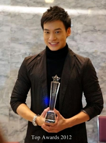 "Best Singer"" from Top Awards 2012"