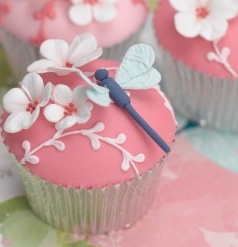 dragonfly sub cake
