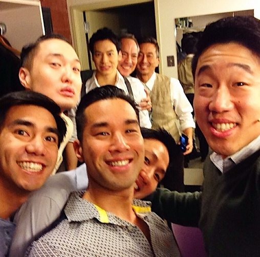 """Boy's Dressing Room""(cr. Raymondjlee)"