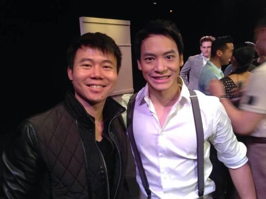 Bie and khun Pornchai