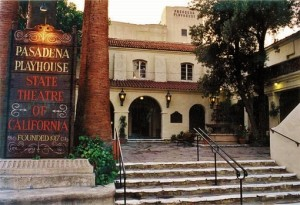 the Pasadena Playhouse, CA