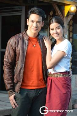 "Bie & Esther from MV ""Kin Khao Young"""